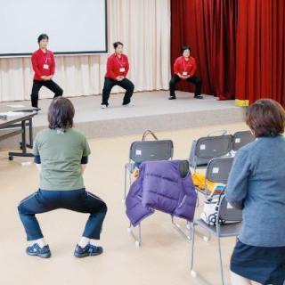高岡市民みんなの健康を願って、さまざまな活動を実施