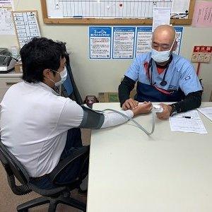 専任の産業看護師が従業員の健康管理面をサポート